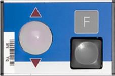 PTF-L-1 Pick-by-Light Modul ohne Display. Nur LED und Tasten