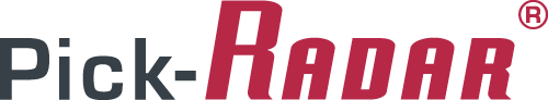 Pick Radar logo