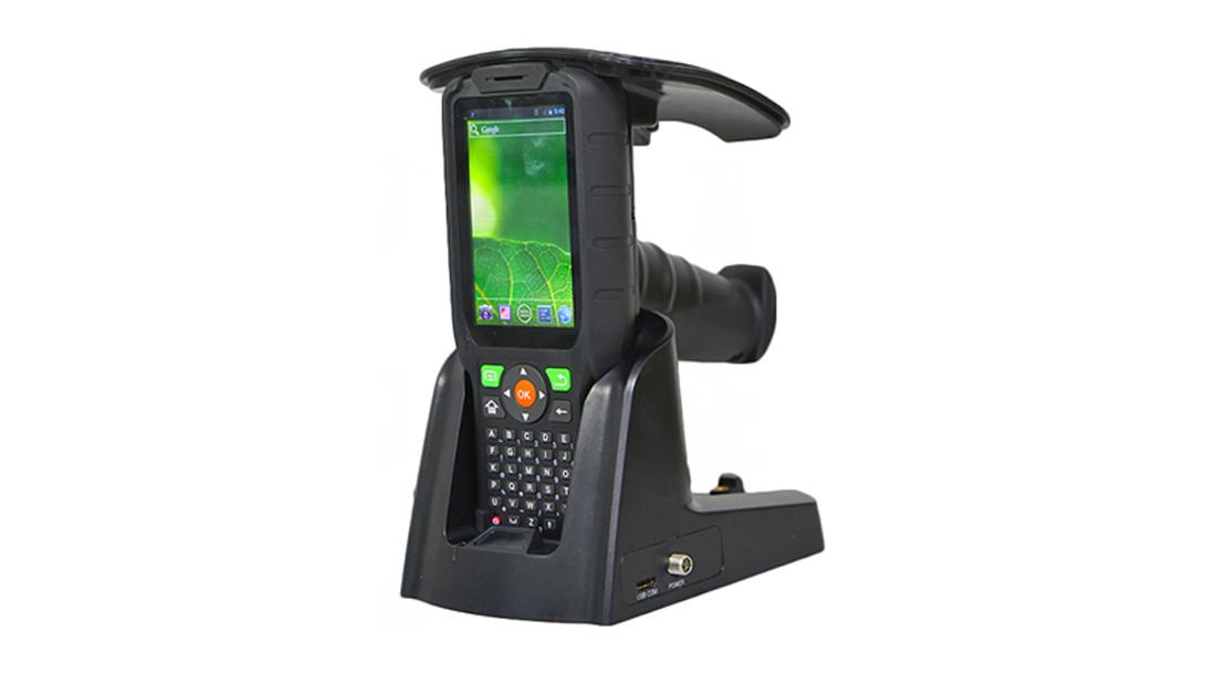 Hand-Lesegerät für Pick by RFID